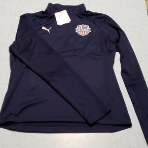 Women's FC Global quarter zip